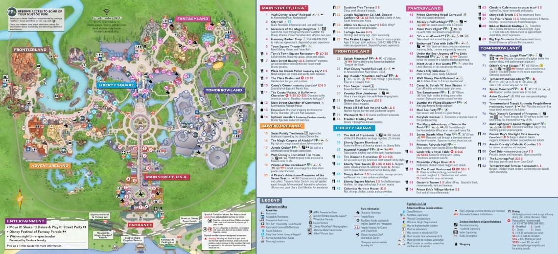 Plan Walt Disney World Magic Kingdom