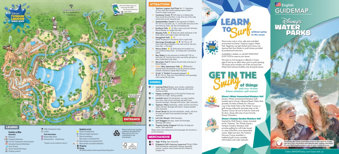 Plan Walt Disney World Typhoon Lagoon