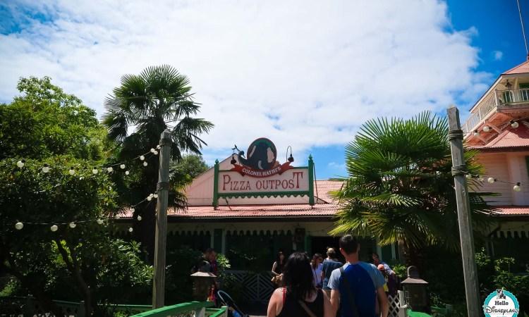 Colonel Hathis Pizza Outpost - Disneyland Paris-1