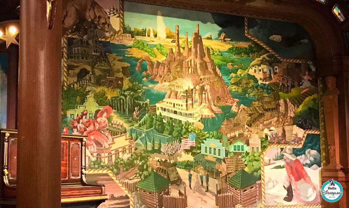 Secrets Disneyland Paris - Frontierland