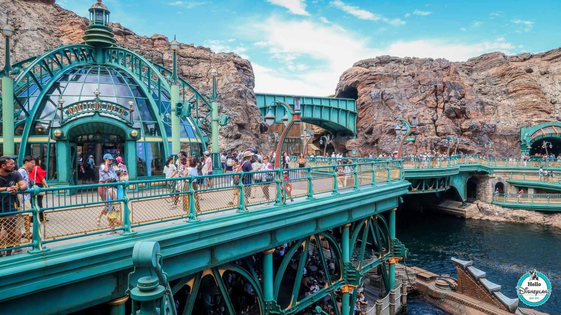 Tokyo Disney Sea est toujours le plus beau parc Disney du monde