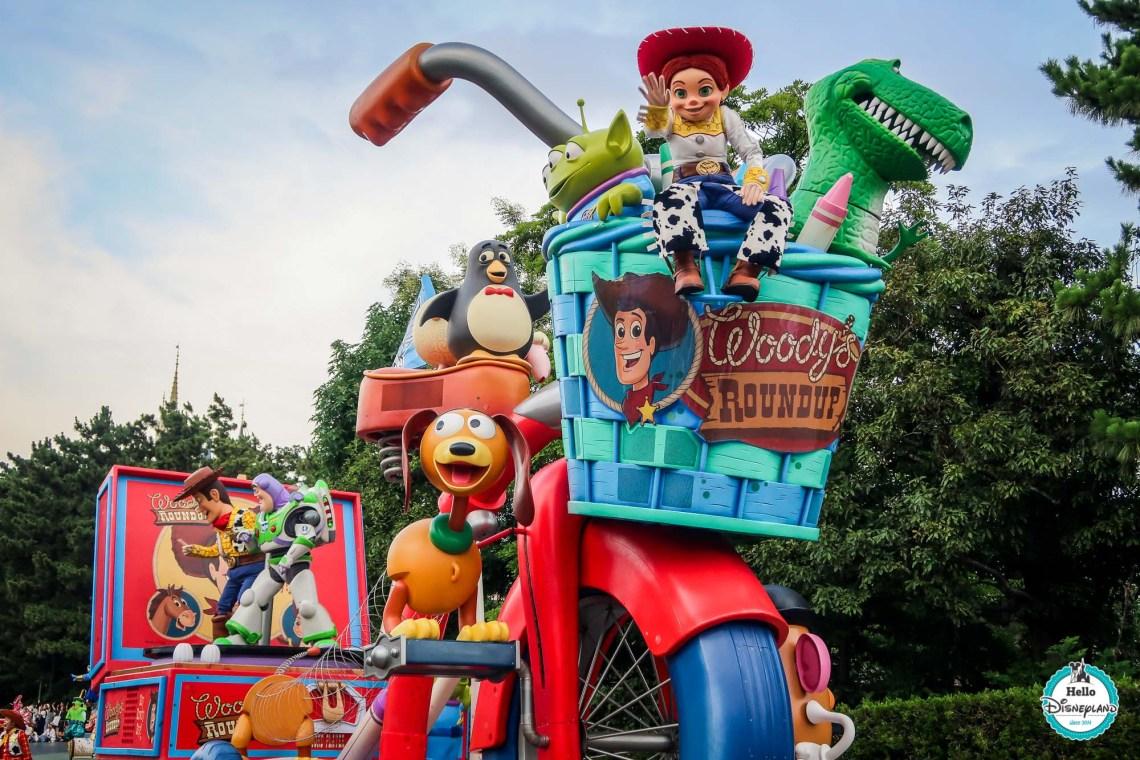 Tokyo Disneyland - Summer 2017