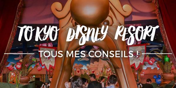 Conseils tokyo Disneyland