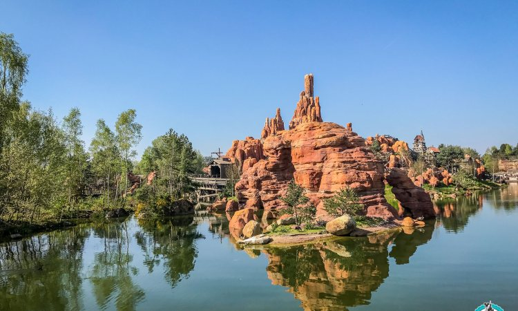 Thunder Mesa Riverboat Landing Molly Brown