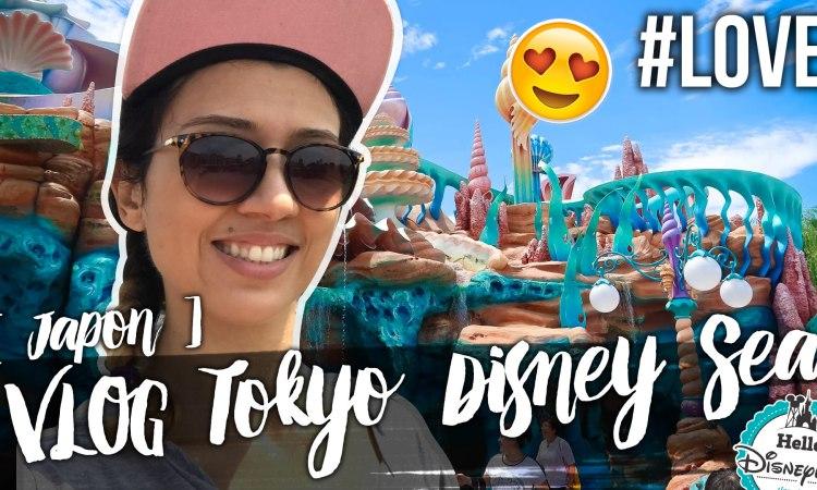 vlog tokyo disney sea