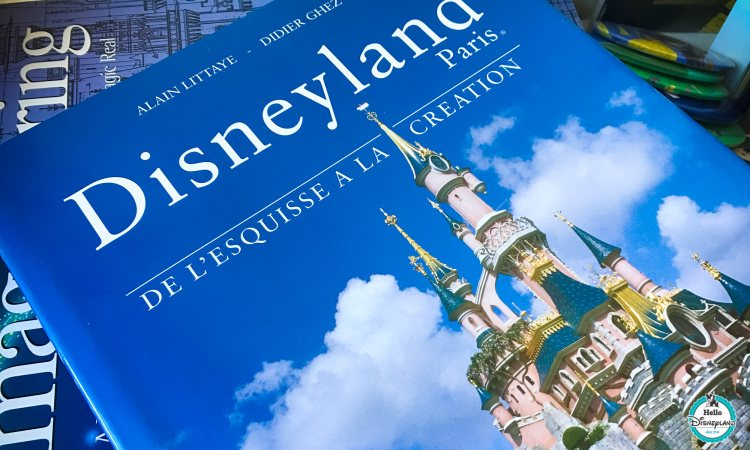 Disneyland Paris & Parcs Disney : ma collection de livres