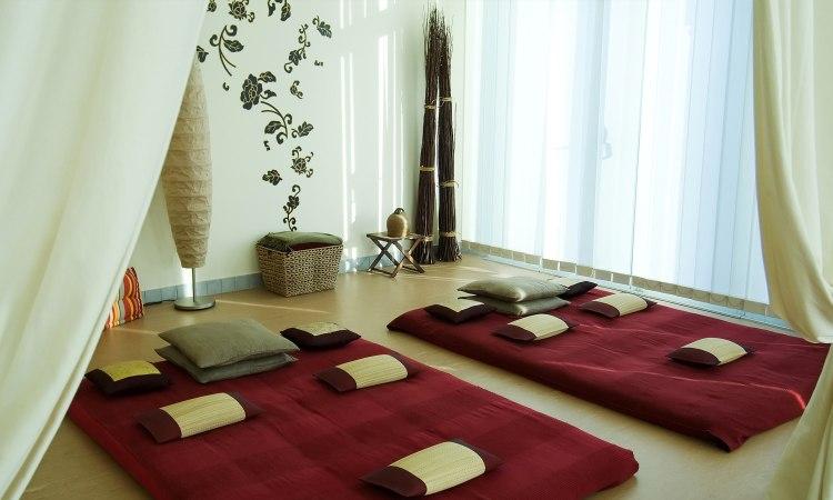 Asian Villa Spa : le spa du Vienna House Dream Castle