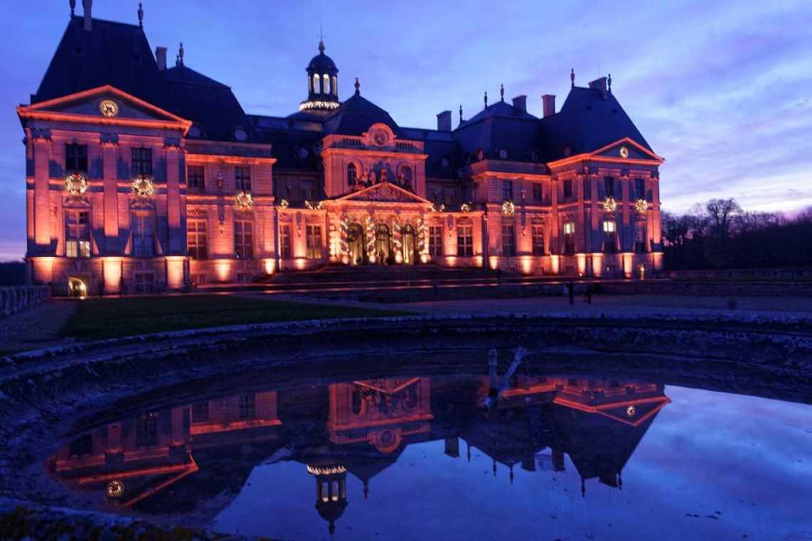 Vaux le Vicomte, un vrai château à 40 minutes de Disneyland Paris !