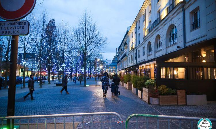 Hotel Elysee Val dEurope - Disneyland Paris