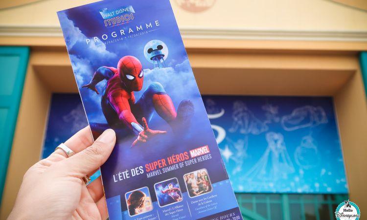 L'été des Super Héros : mon avis