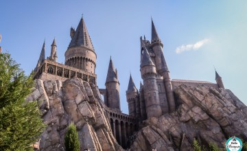 The Wizarding World of Harry Potter : Hogsmeade / Hogwarts