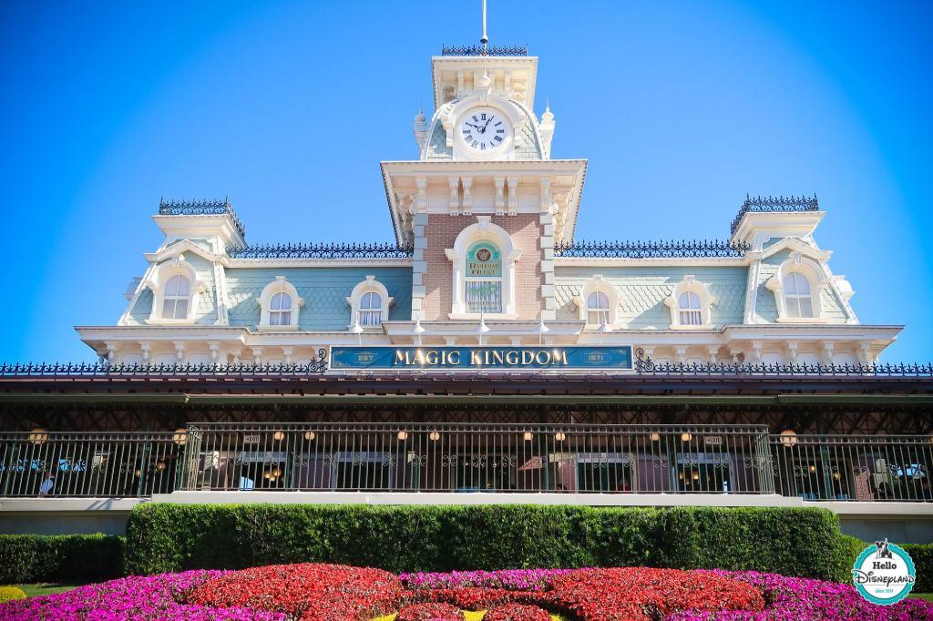 Magic Kingdom - Walt Disney World-1