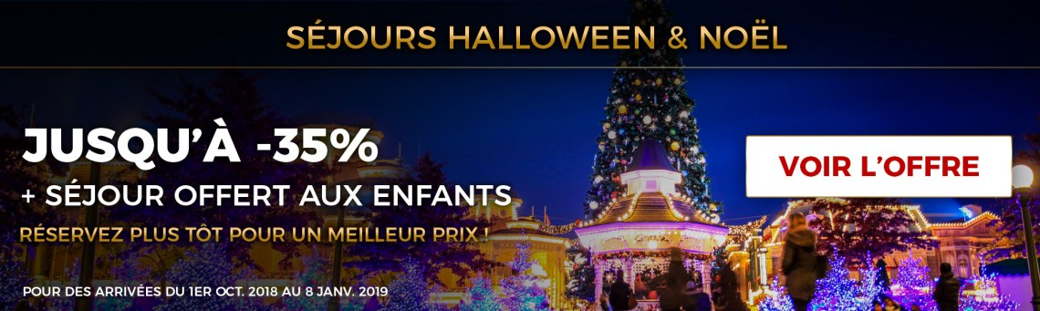 sejour noel a paris 2018 Hello Disneyland : Le blog n°1 sur Disneyland Paris | Bons plans  sejour noel a paris 2018