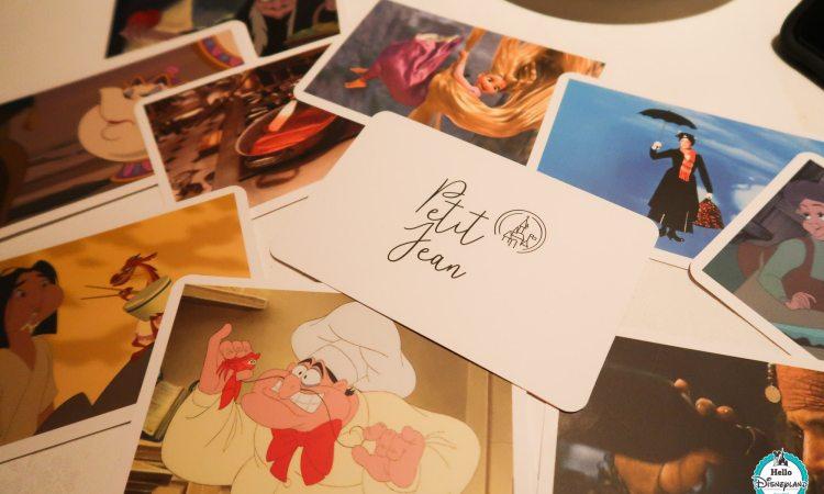 Petit Jean - Disneyland Paris