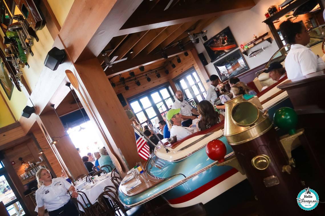 The Boathouse à Disney Springs