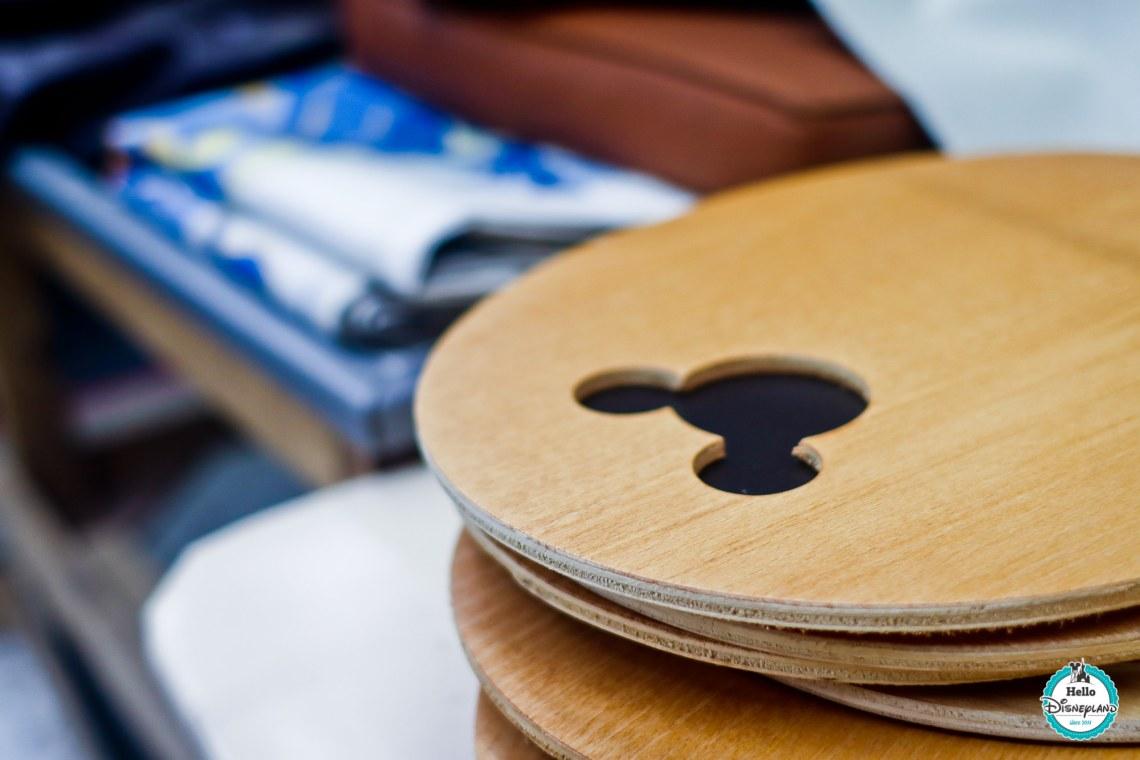 Coulisses backstages - Disneyland Paris