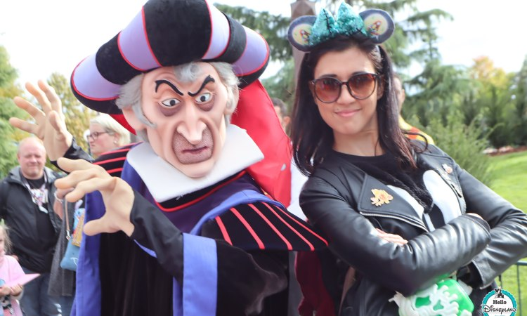 Halloween 2018 - Disneyland Paris