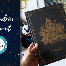 Livre Pirates of the Caribeean Disneyland Paris