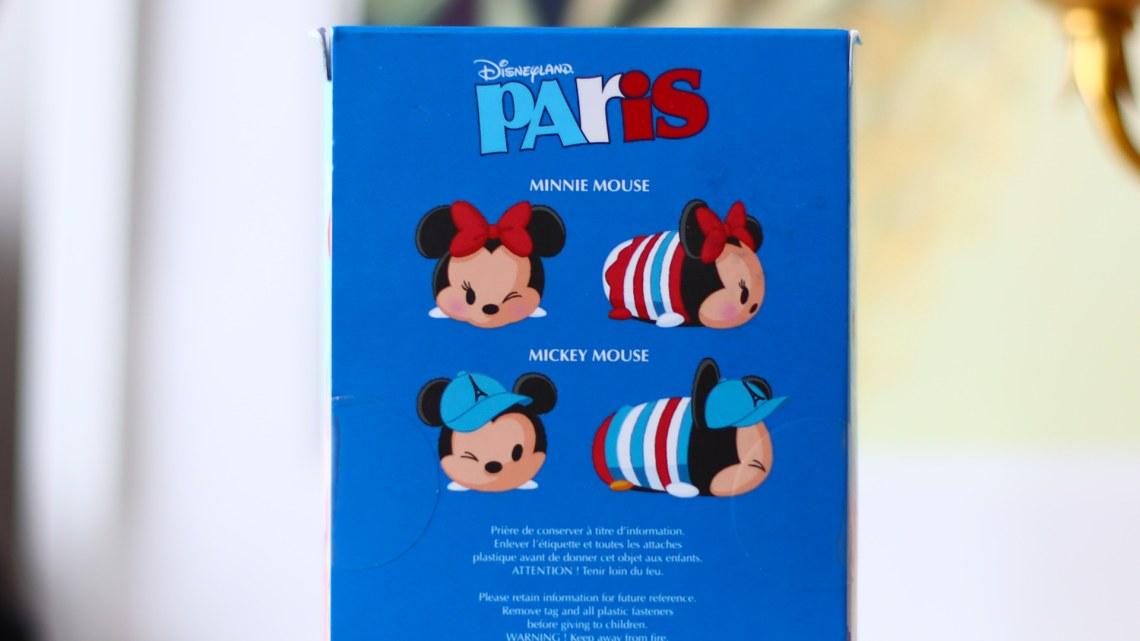 Calendrier de l'Avent Hello Disneyland Case 4