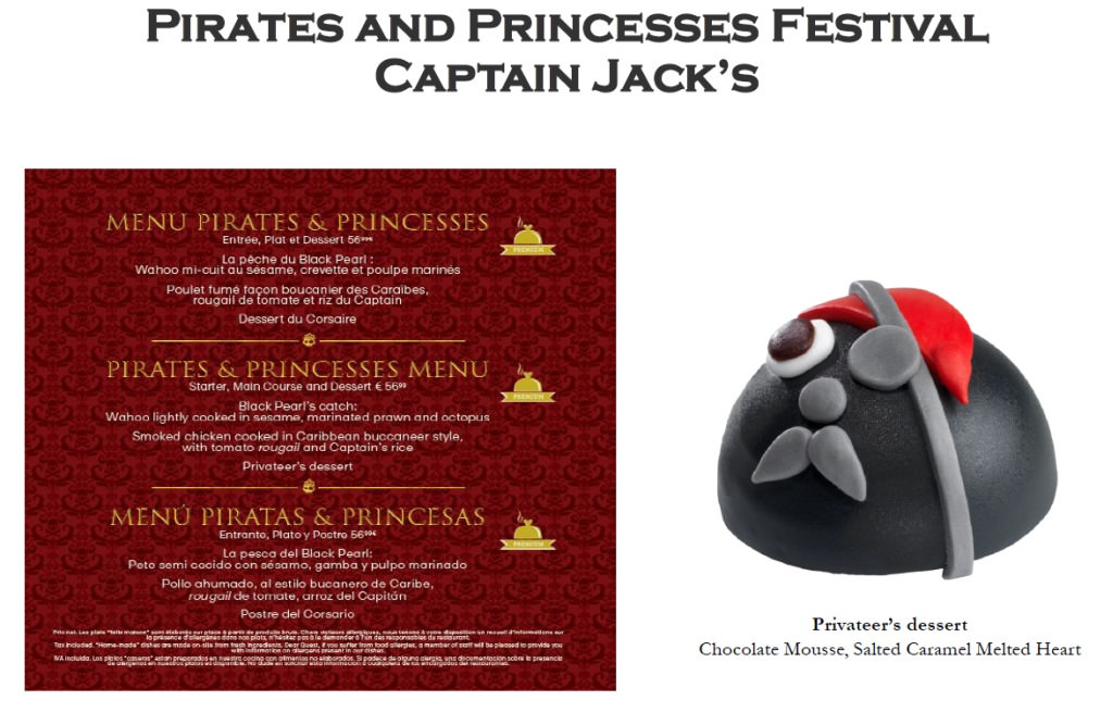 menu-pirates-festival-pirates-princesses-disneylandparis