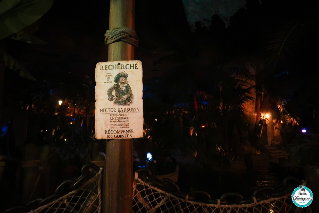 Captain Jack S Restaurant Des Pirates Hello Disneyland