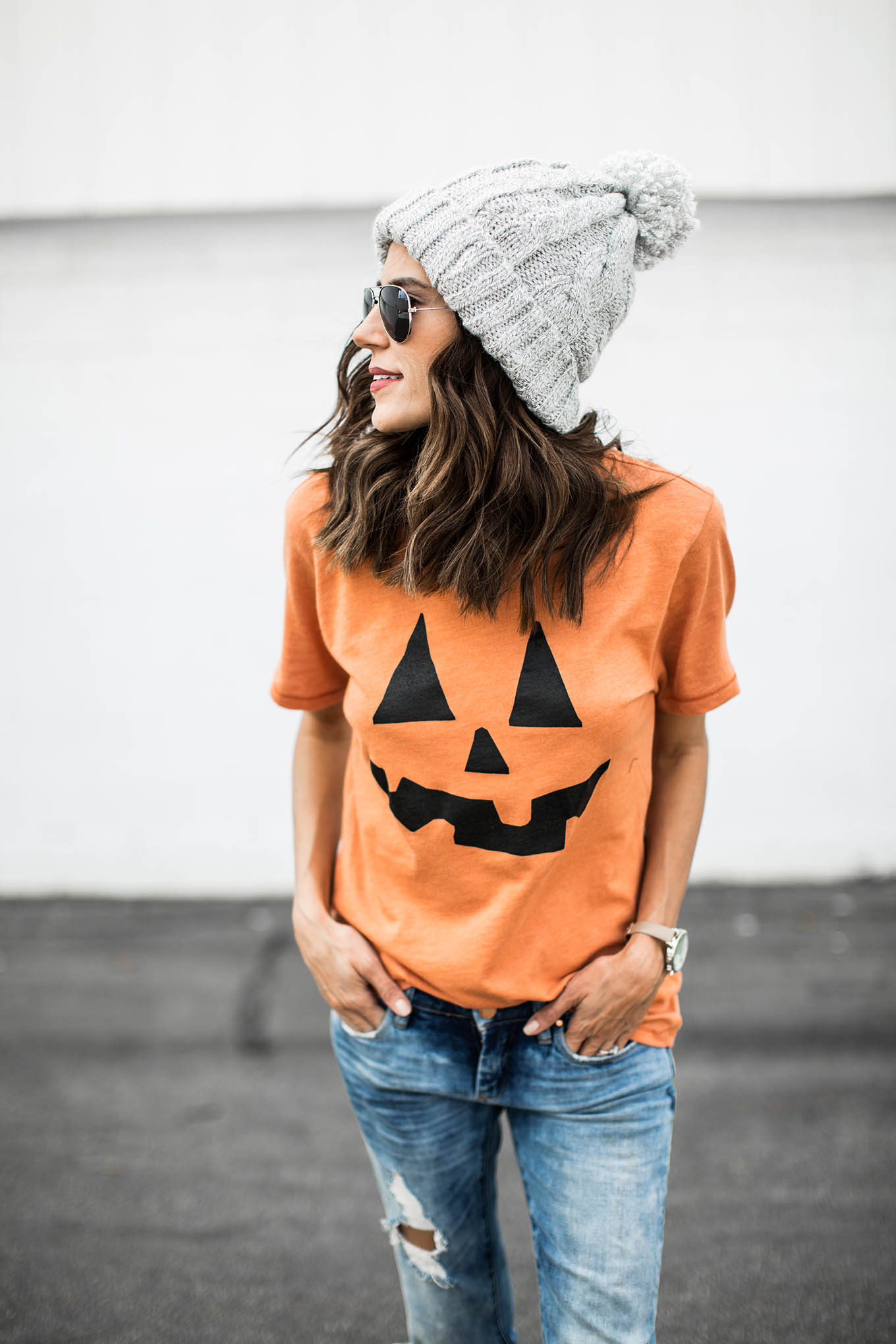 easy-to-wear halloween style