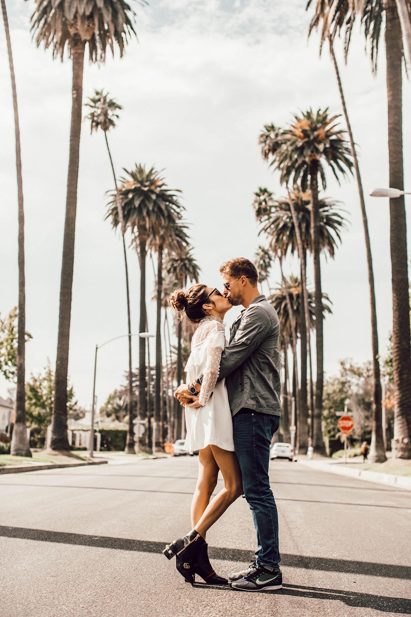 california couples style