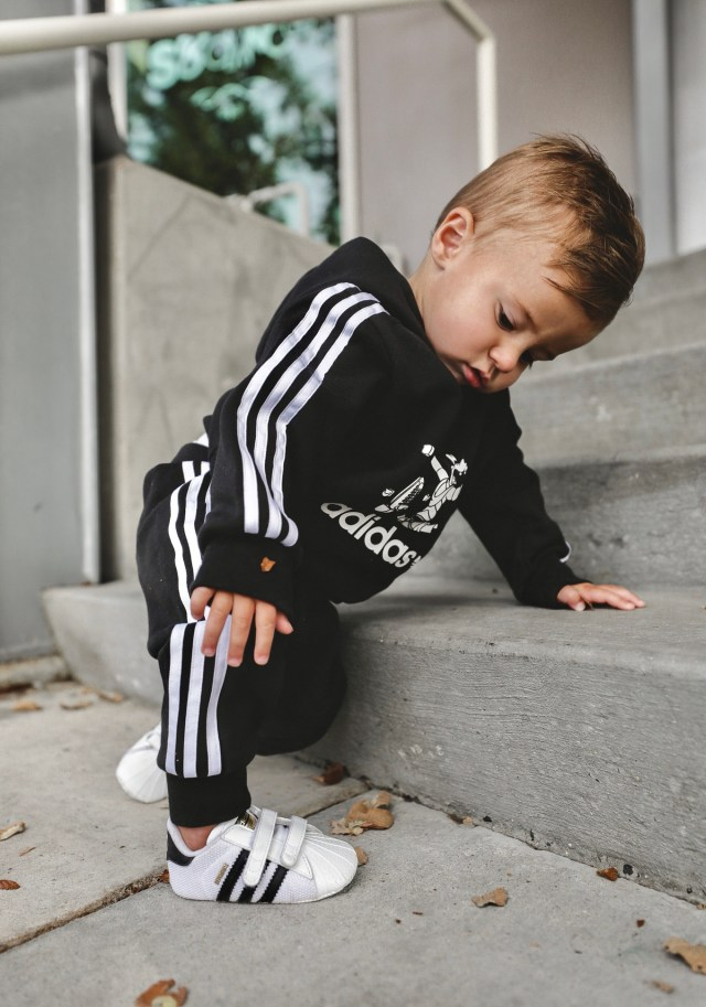kids adidas outfit