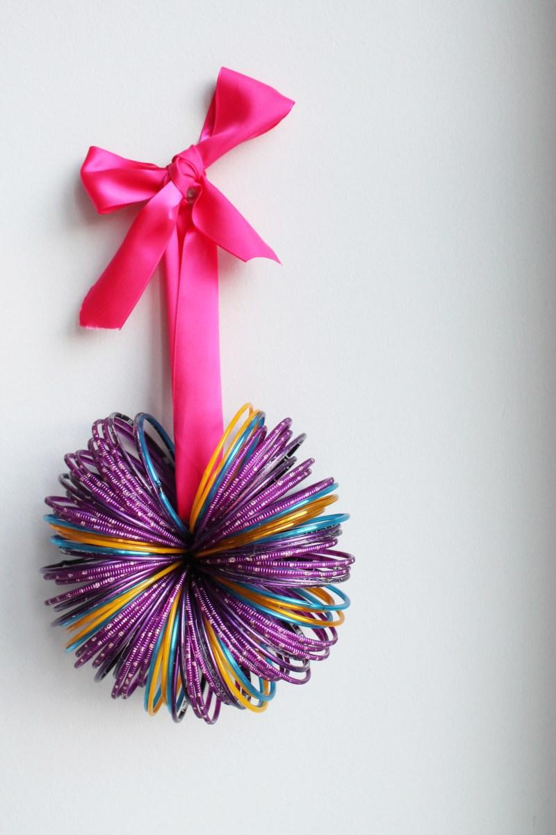 bangles decoration