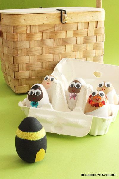 Eid al Adha Eggs by Hello Holy Days!