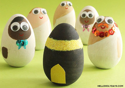 Eid al Adha Eggs by Hello Holy Days!