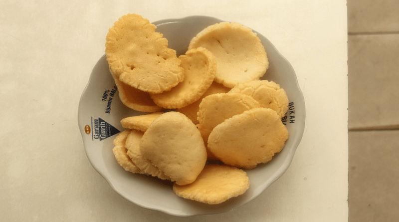 Belintung crackers