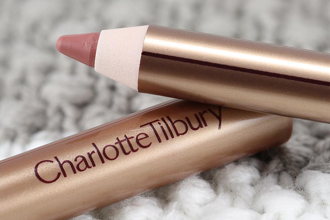 charlotte tilbury pillowtalk lip cheat re size re shape lip liner review swatches