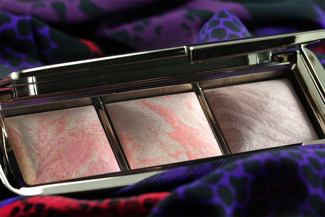 hourglass ambient lighting blush palette review swatches