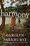 harmony by carolyn parkhurst cover art