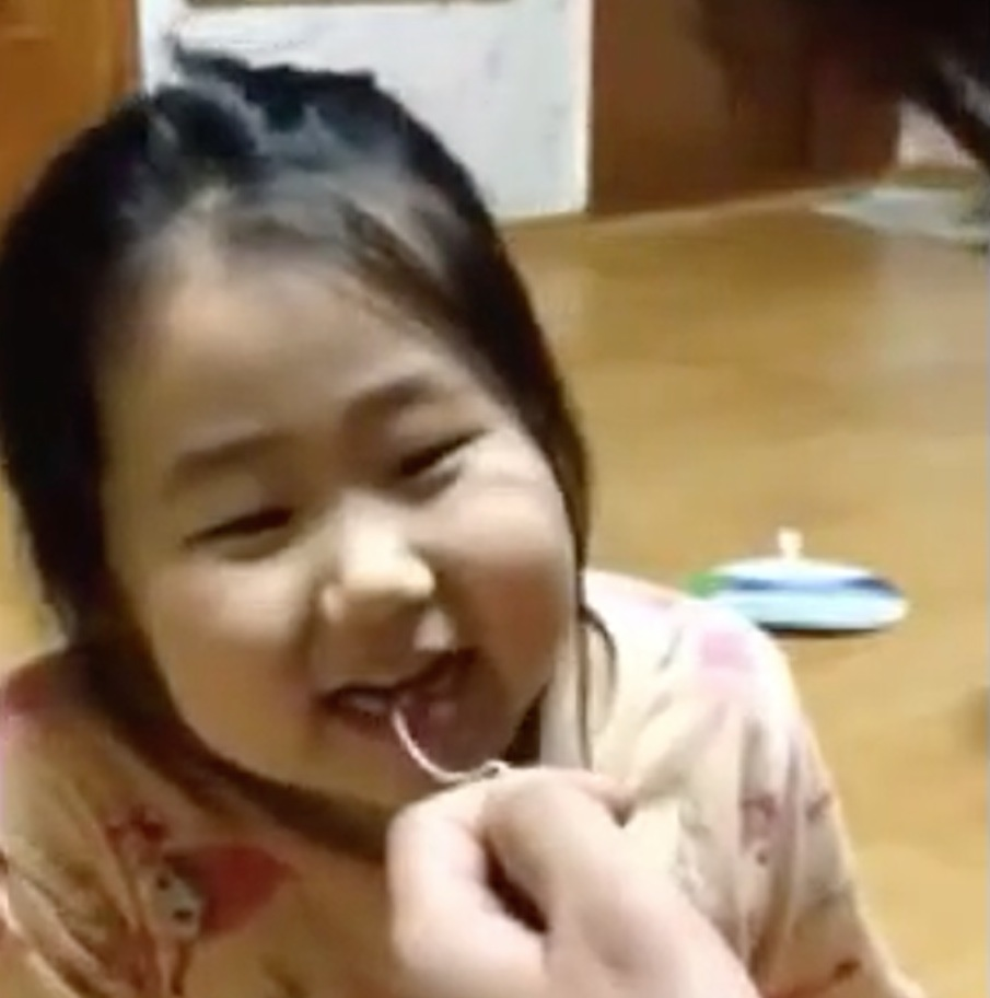 Watch: Little Girl's Hilarious Reaction When Her Tooth