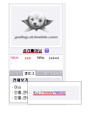 A fan, who has posted almost 750,000 comments about f(x), changed his username to 'Not a Sulli fan.' Picture: Intiz