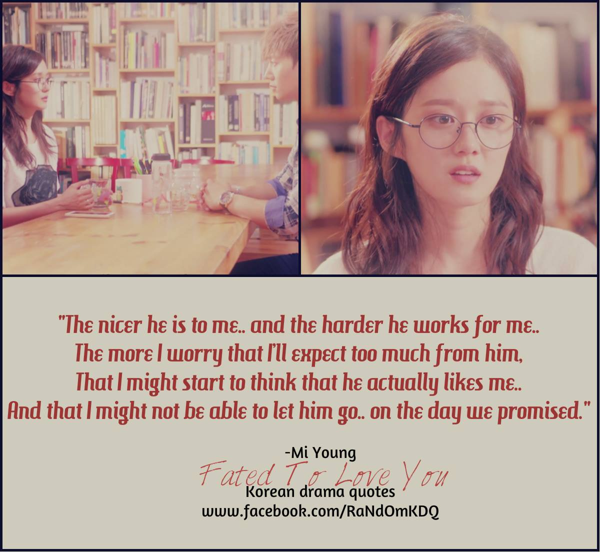 Image of: Garden Fated To Love You Hellokpop 20 Beautiful Love Quotes From Korean Dramas 2014 Edition