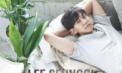 Lee Seung Gi, Meet Some One Like Me, Psy, Because You are My Girl