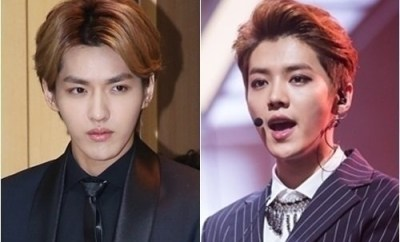 luhan and kris meet again for first time