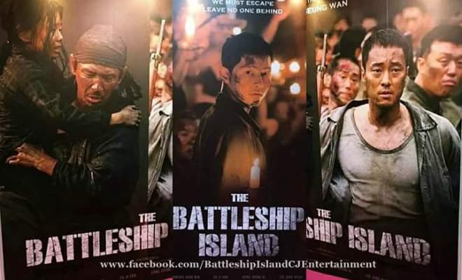 The Battleship Island, Song Joong Ki, Ryoo Seung Wan, 5 Reasons to Watch Battleship Island