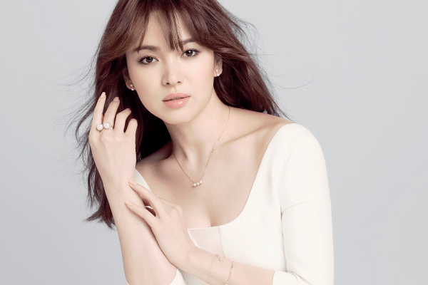 Song Hye Kyo Ready To Be A Short Haired Bride