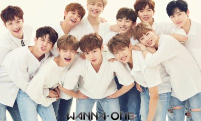 Wanna One Fan Meeting Philippines
