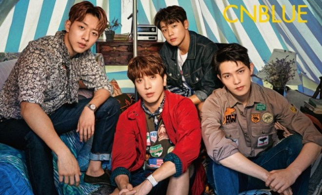 Stay Gold, Only Beauty, Captivate, Jung Yong Hwa, Lee Jong Hyun, Shake, Mirror, Starting Over, This Is, Butterfly, CNBLUE