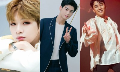 kang daniel cha eun woo seungri august brand reputation rankings