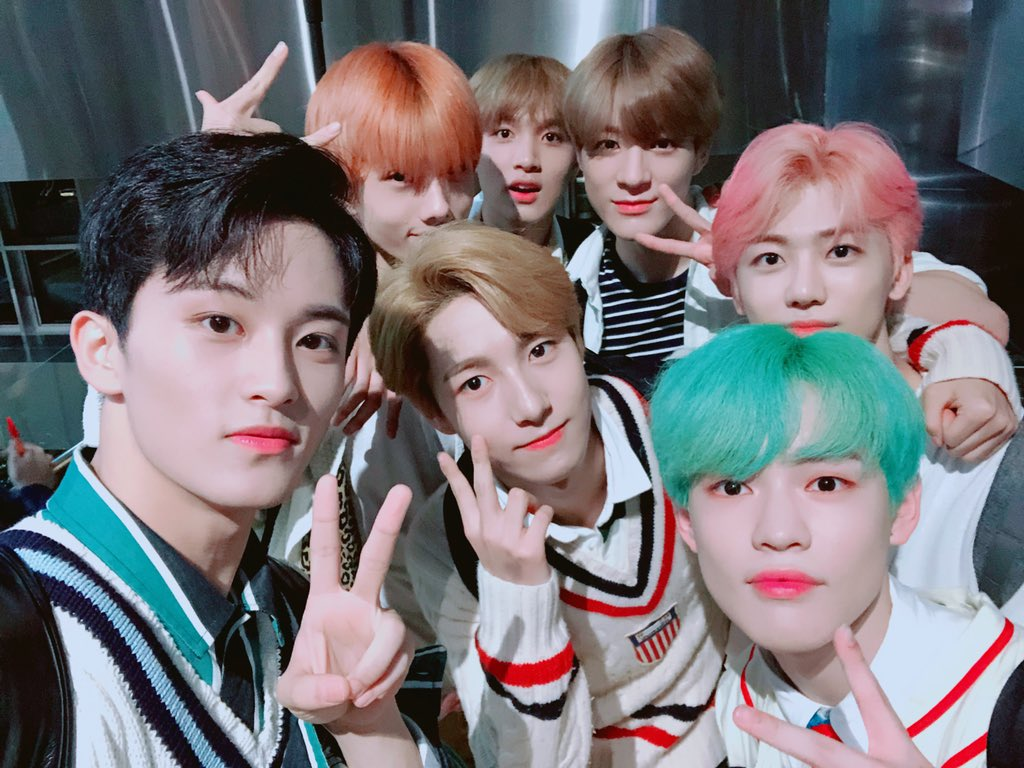 Nct Dream Continues To Go Up The Charts With Its Second