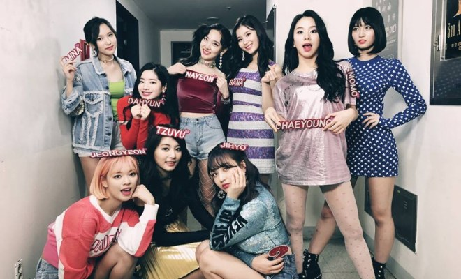 "7b18bd45f3 TWICE Records 5th MV To Surpass 300 Million Views On YouTube With ""What Is  Love?"""