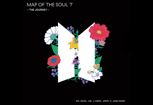 BTS Map Of The Soul 7 The Journey