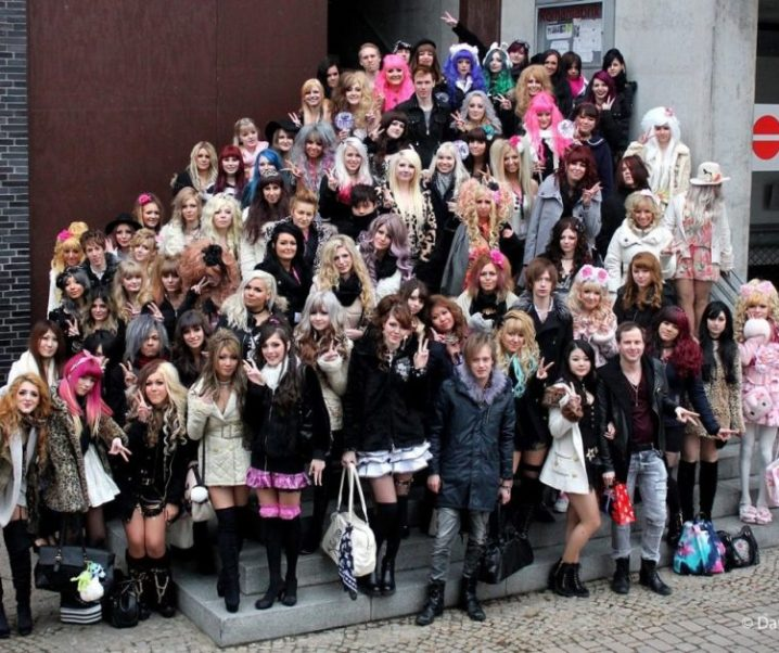 International Gyaru Lovers Winter Meetup!