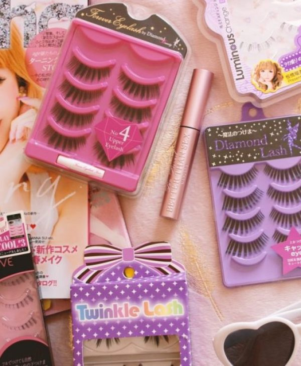 My Top 5 Gyaru Lashes!